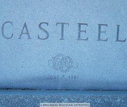 Elizabeth Pennie <i>Layton</i> Casteel