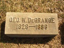 George W DeGrange