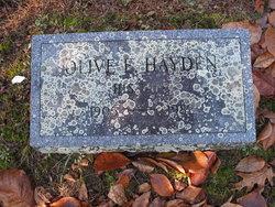 Olive Elizabeth <i>Hayden</i> Dotson