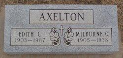 Milburne Clinton Axelton