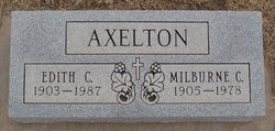 Edith C. <i>Johnson</i> Axelton