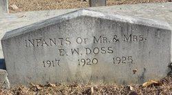 Infant Doss