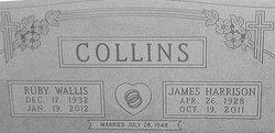 Ruby Dean <i>Wallis</i> Collins
