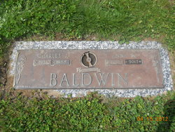 Anna Mae Pinky <i>Zugelder</i> Baldwin
