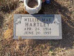 Willie Mae Ruby <i>Salter</i> Hartley