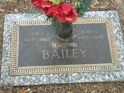 Mary Elizabeth <i>Casey</i> Bailey