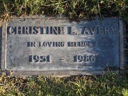 Christine Lynn <i>Schwartz</i> Avery