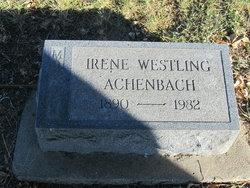 Irene Adeline <i>Westling</i> Achenbach