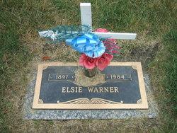Elsie Mary <i>Hoeft</i> Warner