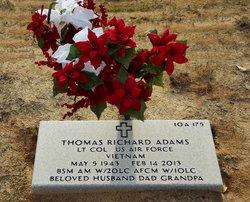 Thomas Richard Adams