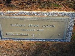 Rayma J Cook