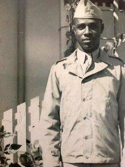 Sgt Joseph Enoch Gantt