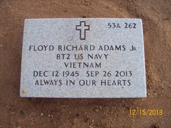 Floyd Richard Adams, Jr