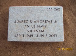 Juarez Robert Andrews, Jr