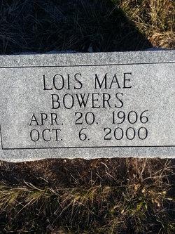 Lois Mae Bowers