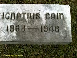 Ignatius Bodkin Cain