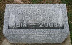 Margaret A. <i>Greene</i> Beadles