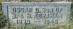 Oscar D Abraham
