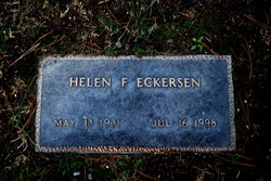 Helen Frances <i>Chaney</i> Eckersen