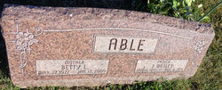 Betty L. Able