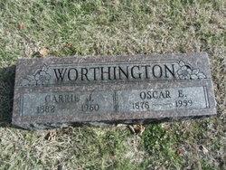 Carrie J Worthington