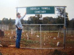 Aquilla C. Tidwell