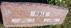 John Wesley Able, Jr