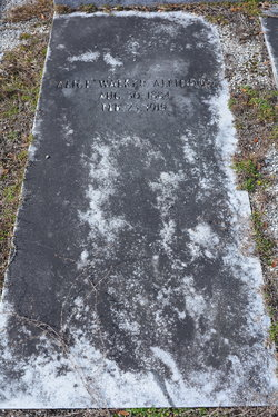 Alice <i>Walker</i> Alligood