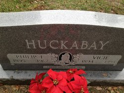 Vicie <i>Howell</i> Huckabay