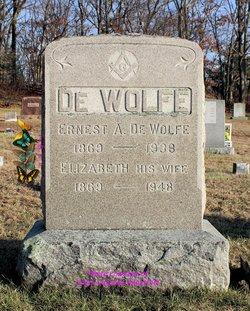 Ernest Albert Dewolf