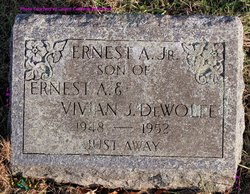 Ernest A. Dewolf, Jr