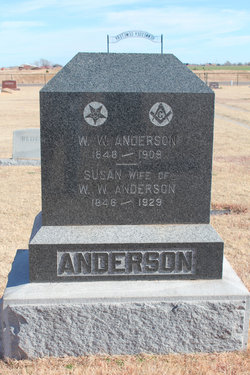 W W Anderson