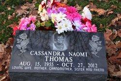 Cassandra Naomi Sank <i>Thomas</i> Terry