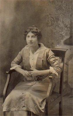 Minnie Vera <i>Calkins</i> Johnson