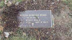 Joseph Edward Ford