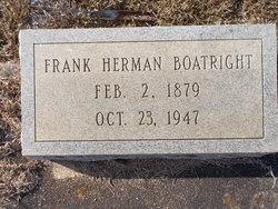 Frank Herman Boatright