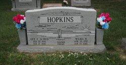 Wilma B Hopkins