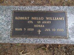 Robert Nello Williams