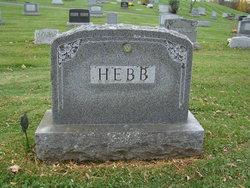 PFC Everett W Hebb