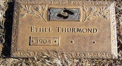 Ethel Thurmond