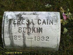 Teresa <i>Cain</i> Bodkin