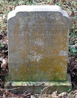 Walker W. Benjamin