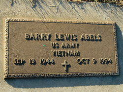 Barry Lewis Abels