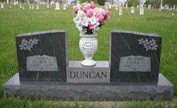 Flora Nadine <i>Bowman</i> Duncan