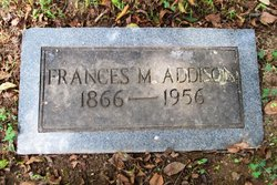 Frances A. Fannie <i>Massey</i> Addison