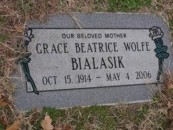Grace Beatrice <i>Wolfe</i> Bialasik