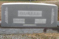 Wildon <i>Webster</i> Durell