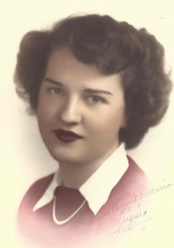 Virginia Clara Downer