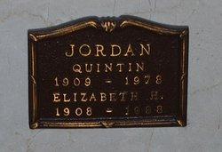 Quintin Ralph Josiah Si Jordan