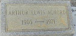 Arthur Lewis Achord